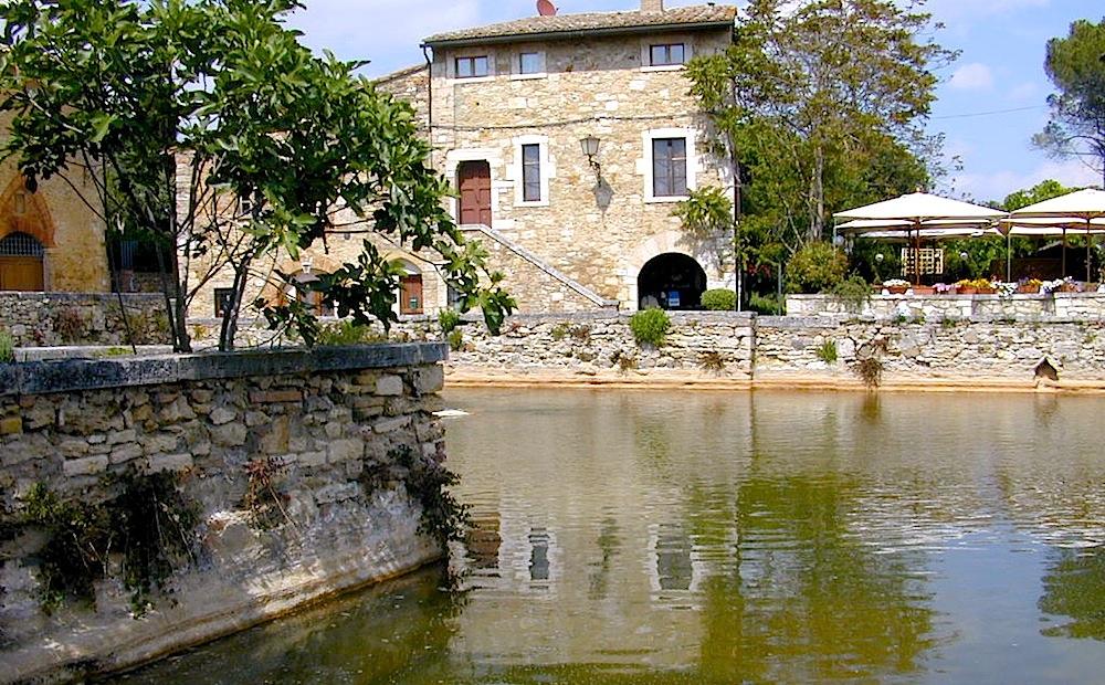 Bagno vignoni arpicella country house in pienza - Bagno holiday village ...